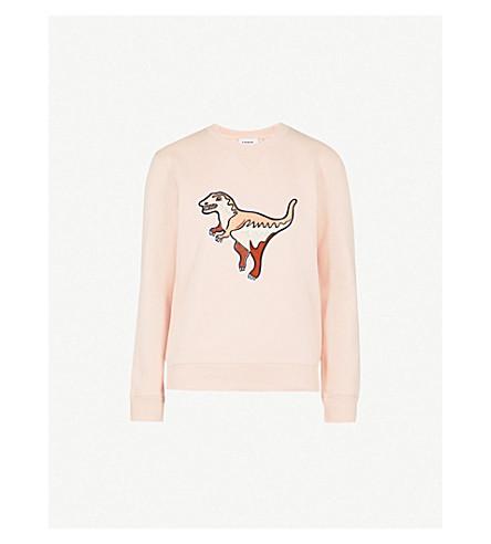 COACH Rexy cotton-blend sweatshirt (Pink