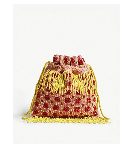 STAUD Lance shoulder bag (Pink