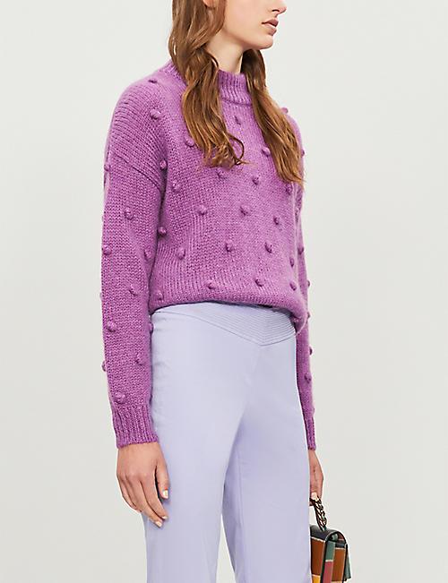 bd3d365b5c KITRI Josephine bobble knitted jumper