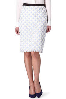 MOSCHINO CHEAP AND CHIC Cotton pencil skirt