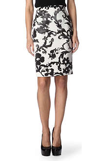 MOSCHINO CHEAP AND CHIC Printed skirt