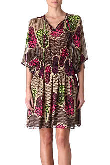 MOSCHINO CHEAP AND CHIC Kaftan dress