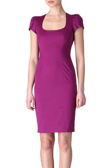 MOSCHINO CHEAP AND CHIC Structured dress