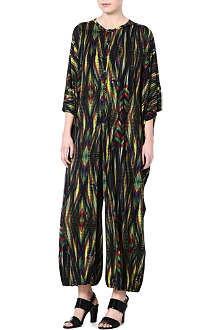 M MISSONI Cyber tribal jumpsuit