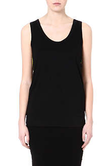 M MISSONI Pattern back vest top