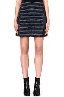 M MISSONI Knitted contrast skirt