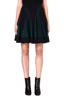 M MISSONI Knitted panel skirt