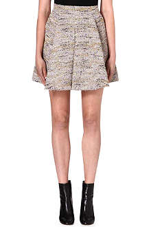 M MISSONI Knitted tweed skirt