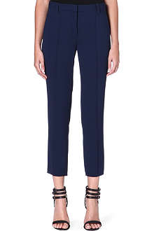 ACNE Cora crepe trousers