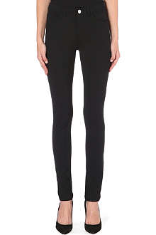 ACNE Skin 5 skinny stretch wool-blend trousers