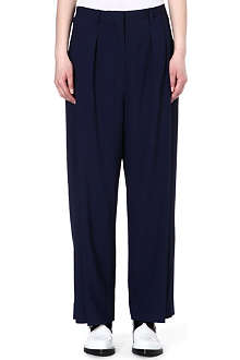 ACNE Wide leg woven trousers