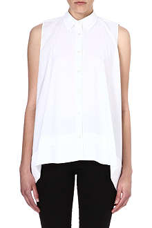 ACNE Cotton sleeveless shirt
