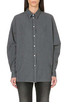 ACNE Jetson oversized denim shirt