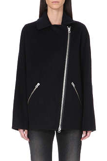 ACNE Envier wool and cashmere coat