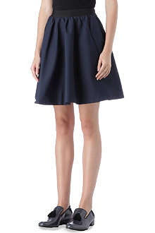 ACNE Romantic taffeta skirt