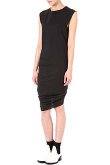 ACNE Calliste Tela ruched dress