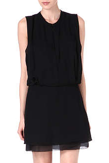 ACNE Marlow crepe dress