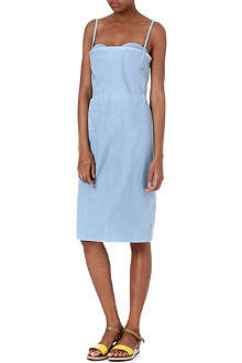 ACNE Thelma denim dress