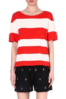 ACNE Wonder striped jersey t-shirt