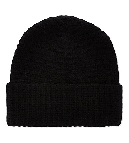 ACNE Daphnee hat (Black