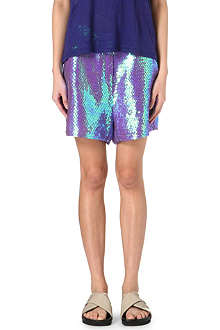 ACNE Sequin shorts