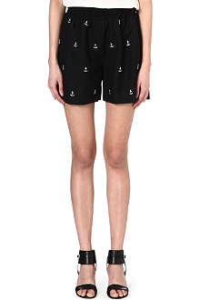 ACNE Salt studs shorts