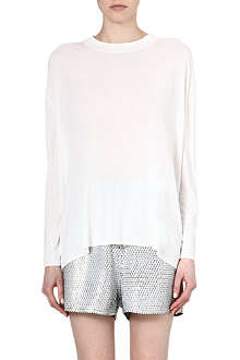 ACNE Loose-fitting knitted jumper