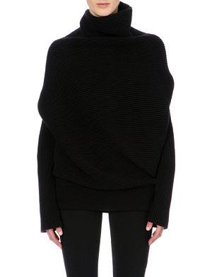 ACNE Galactic turtleneck wool jumper