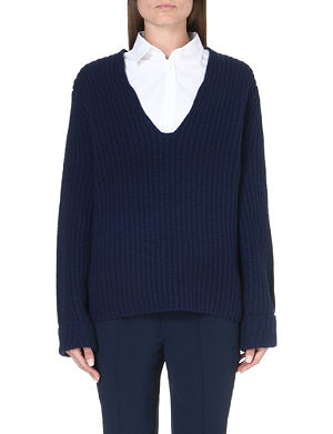 ACNE Deborah wool jumper
