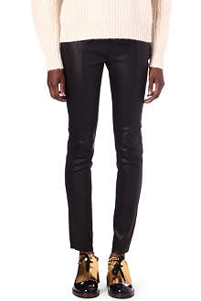 ACNE Best leather trousers