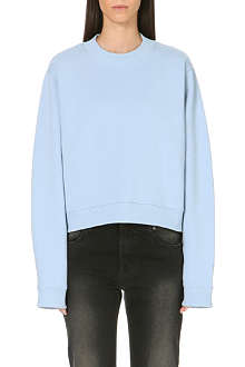 ACNE Bird jersey sweatshirt