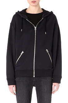 ACNE Bit Theatre zip-up hoody