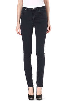 ACNE Needle skinny high-rise jeans