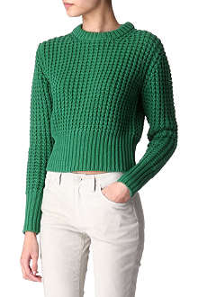 ACNE Lia knitted jumper