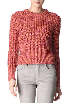ACNE Lia twist jumper