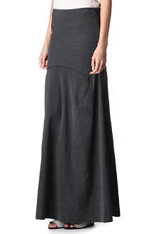 ACNE Magdalena twill skirt