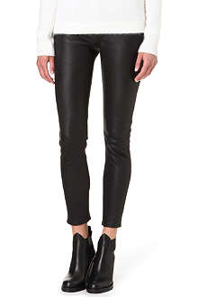ACNE Skin 5 skinny leather jeans