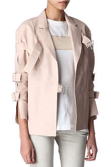 ACNE Vallora leather jacket