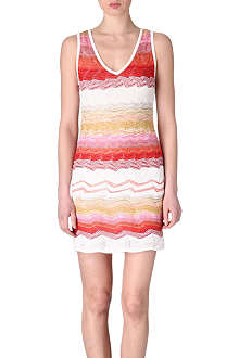 MISSONI Knitted sparkle dress