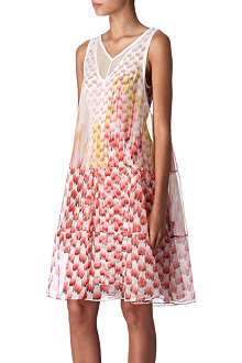 MISSONI Organza-layer dress