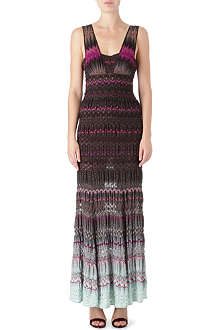MISSONI Crochet gown