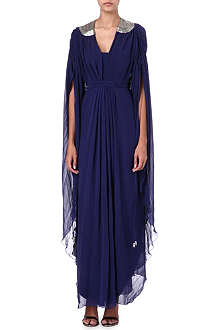 TEMPERLEY LONDON Aurelia kaftan dress