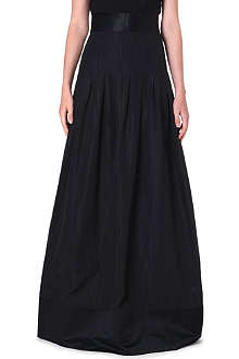 TEMPERLEY LONDON Palais pleated maxi skirt