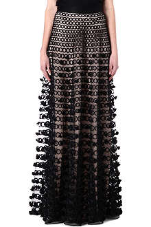 TEMPERLEY LONDON Floor length skirt