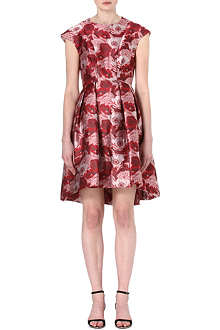 TEMPERLEY LONDON Rosa jacquard dress