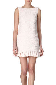 OSMAN Jacquard mini dress