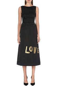 OSMAN YOUSEFZADA Love brocade gown