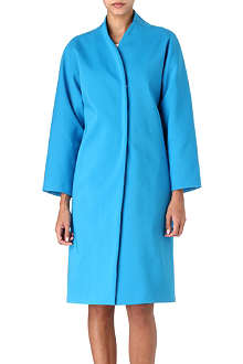 OSMAN Collarless coat