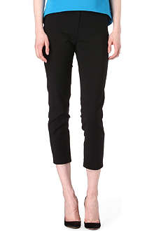 OSMAN Techno cropped trousers