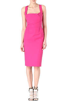ROLAND MOURET Albany dress